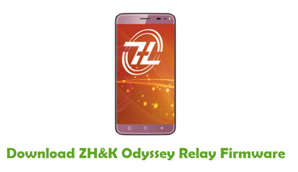 Download ZH&K Odyssey Relay USB Driver