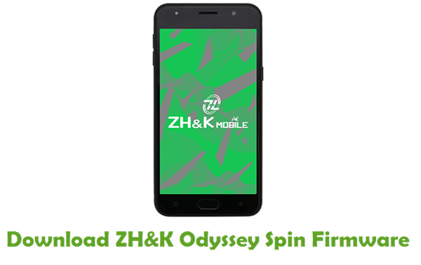 Download ZH&K Odyssey Spin USB Driver