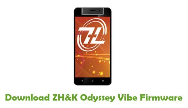 Download ZH&K Odyssey Vibe USB Driver