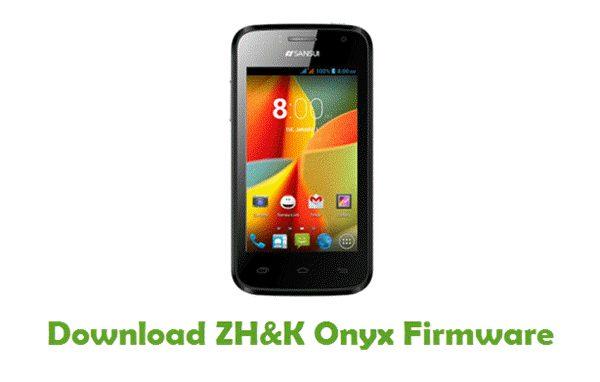Download ZH&K Onyx USB Driver