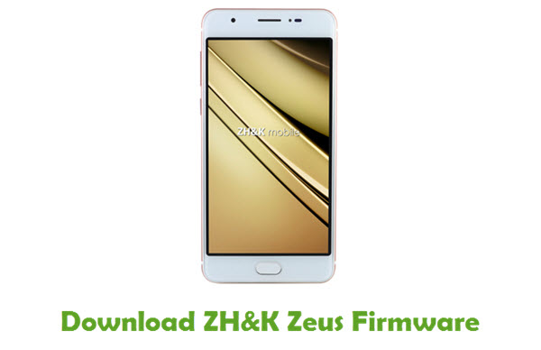 Download ZH&K Zeus USB Driver