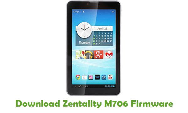 Zentality M706 Stock ROM