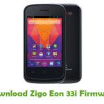 Zigo Eon 33i Firmware