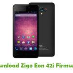 Zigo Eon 42i Firmware