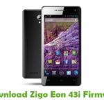 Zigo Eon 43i Firmware