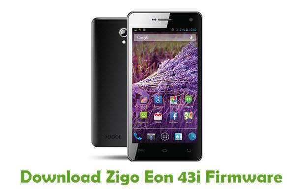 Download Zigo Eon 43i Stock ROM