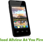 Allview A4 You Firmware