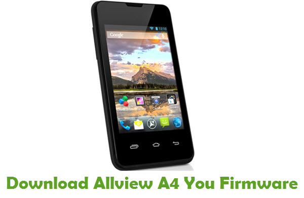 Download Allview A4 You Firmware
