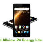 Allview P6 Energy Lite Firmware