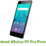 Allview P7 Pro Firmware