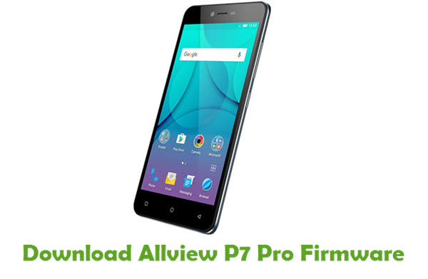 Download Allview P7 Pro Firmware