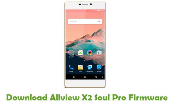 Download Allview X2 Soul Pro Firmware
