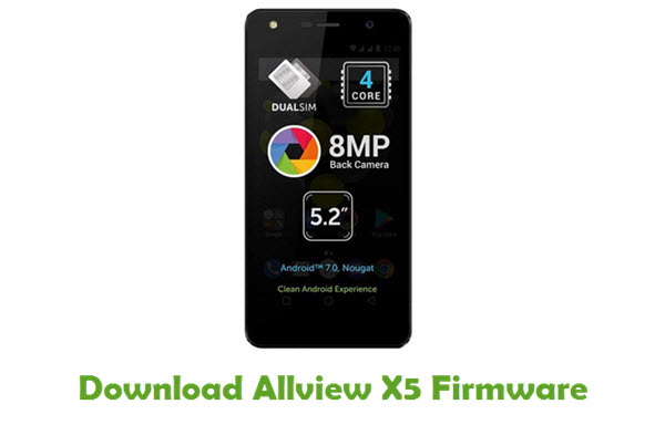 Download Allview X5 Firmware
