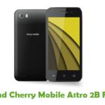Cherry Mobile Astro 2B Firmware