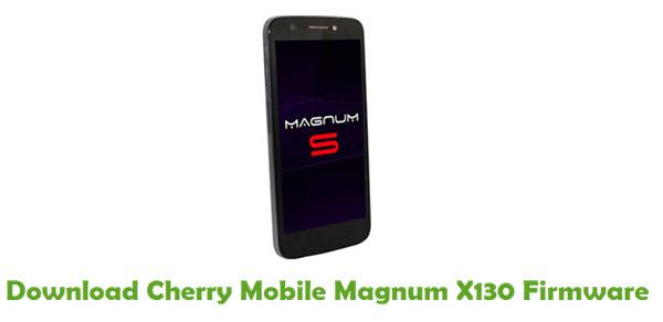 Cherry Mobile Magnum X130 Stock ROM