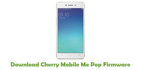 Cherry Mobile Me Pop Stock ROM