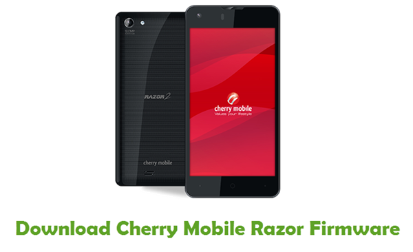 Cherry Mobile Razor Stock ROM