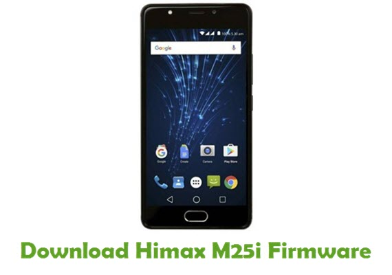 Download Himax M25i Stock ROM