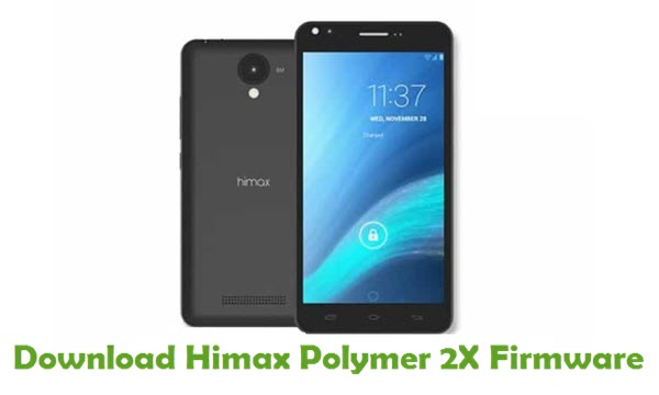 Download Himax Polymer 2X Stock ROM