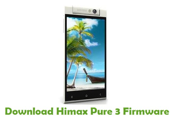 Himax Pure 3 Stock ROM