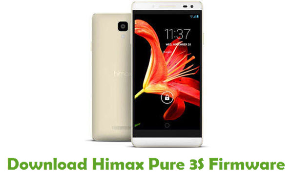 Himax Pure 3S Stock ROM