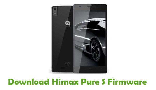 Himax Pure S Stock ROM