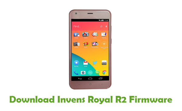 Invens Royal R2 Stock ROM