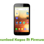 Kagoo R1 Firmware