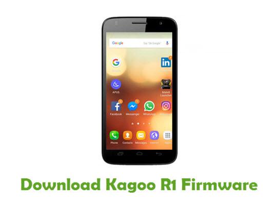 Kagoo R1 Stock ROM