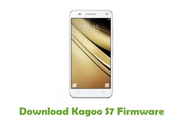 Download Kagoo S7 Stock ROM