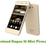 Kagoo S8 Mini Firmware