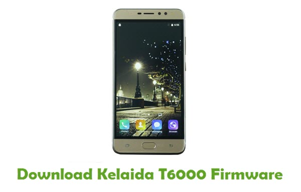 Download Kelaida T6000 Firmware