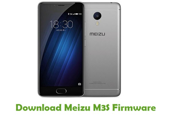 Meizu M3S Stock ROM