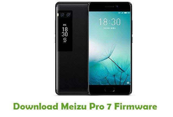 Meizu Pro 7 Stock ROM