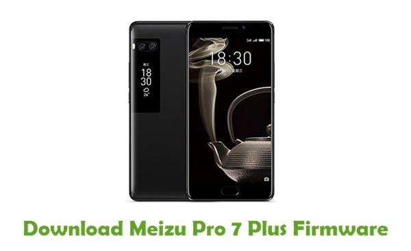 Meizu Pro 7 Plus Stock ROM