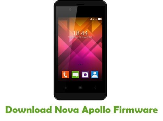 Download Nova Apollo Stock ROM