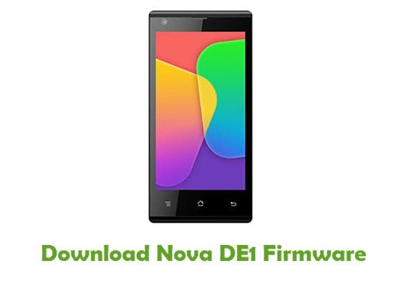 Download Nova DE1 Stock ROM