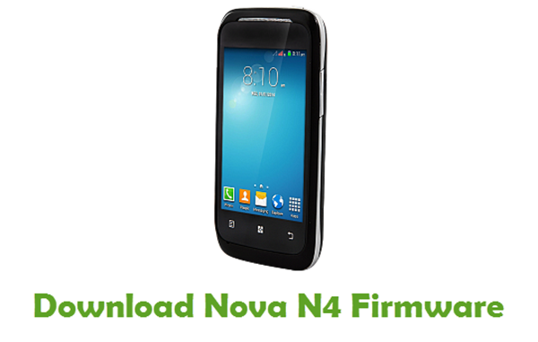 Download Nova N4 Stock ROM