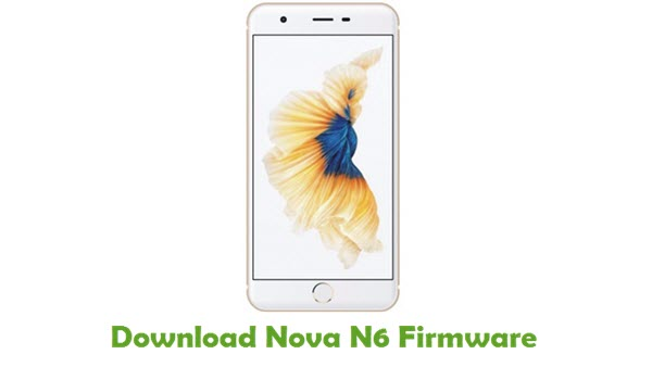 Download Nova N6 Stock ROM