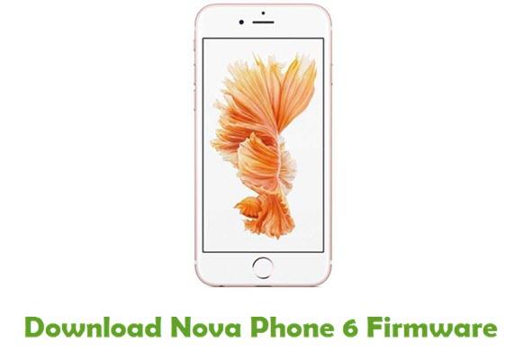 Download Nova Phone 6 Stock ROM