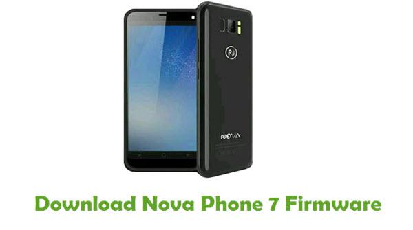 Download Nova Phone 7 Stock ROM