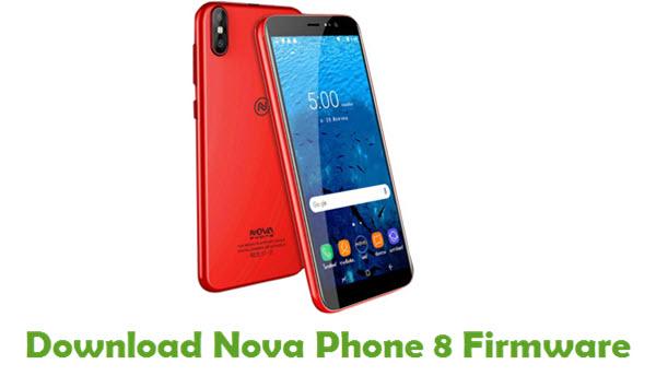 Download Nova Phone 8 Stock ROM