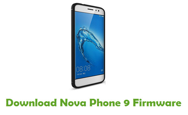 Nova Phone 9 Stock ROM