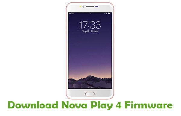 Download Nova Play 4 Stock ROM