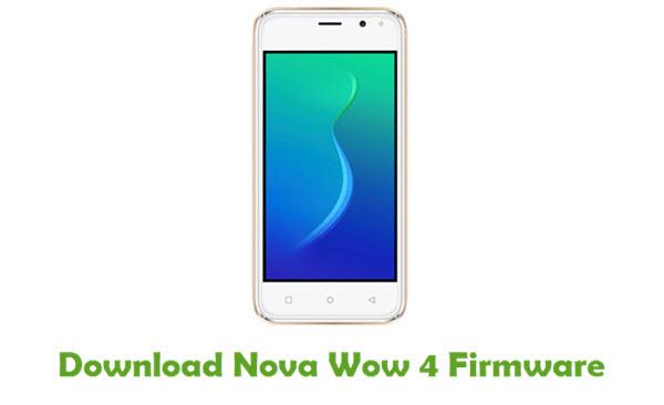 Download Nova Wow 4 Firmware