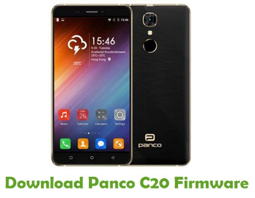 Panco C20 Stock ROM