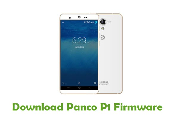 Panco P1 Stock ROM