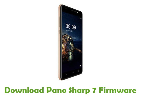Pano Sharp 7 Stock ROM