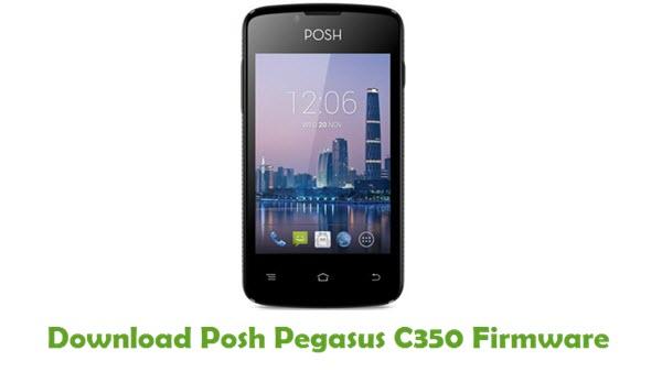 Posh Pegasus C350 Stock ROM