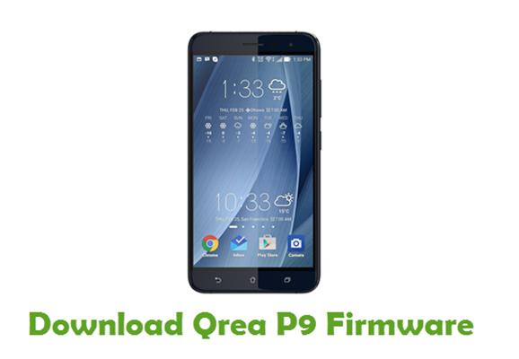 Qrea P9 Stock ROM